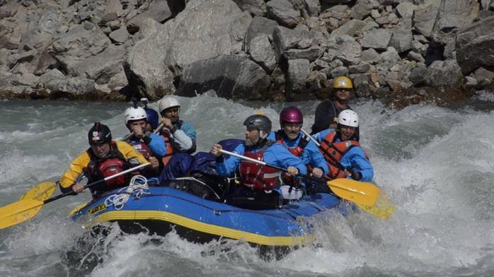 Rafting Tamur