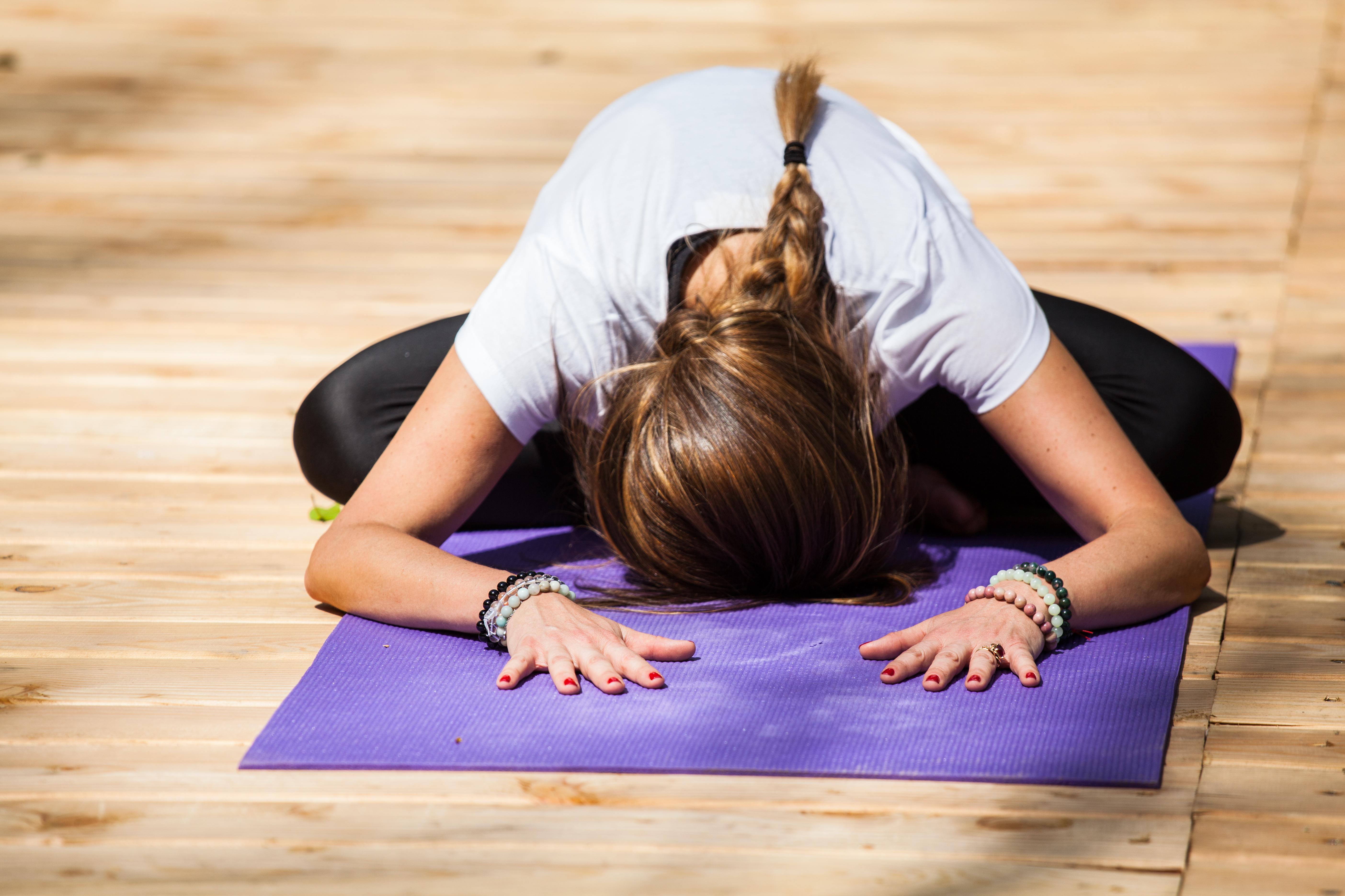 yoga toscana