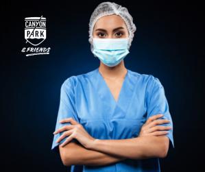 infermieri e dottori gratis a Canyon Park